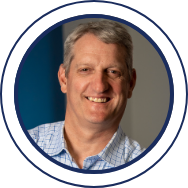 Headshot of John Gates of Elevate Communications