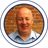 Headshot of Seamus Fogarty of Pendar Technologies